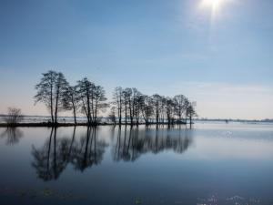Hochwasser in Lilienthal