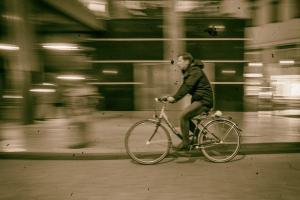 Radfahrer, Hannover